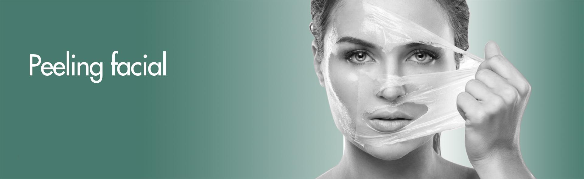 banner peeling facial