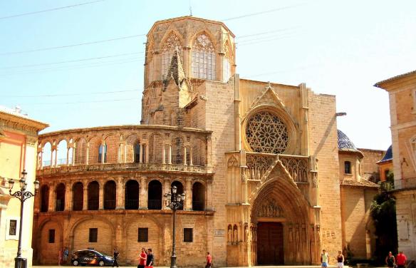 Catedral valencia turismo salud IVAB